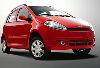 Rating the chinese chery chery automobile 39 s a1 for Wall street motor cars